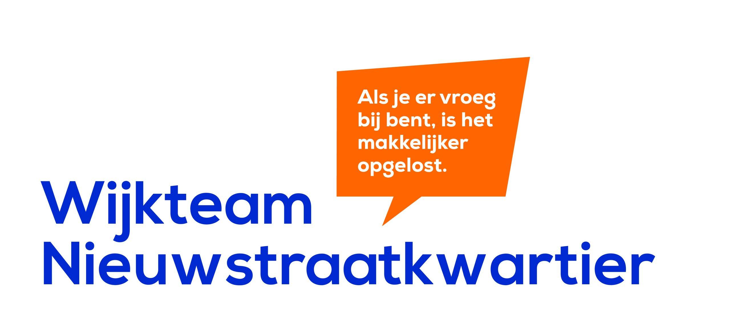 Wijkteam Nieuwstraatkwartier