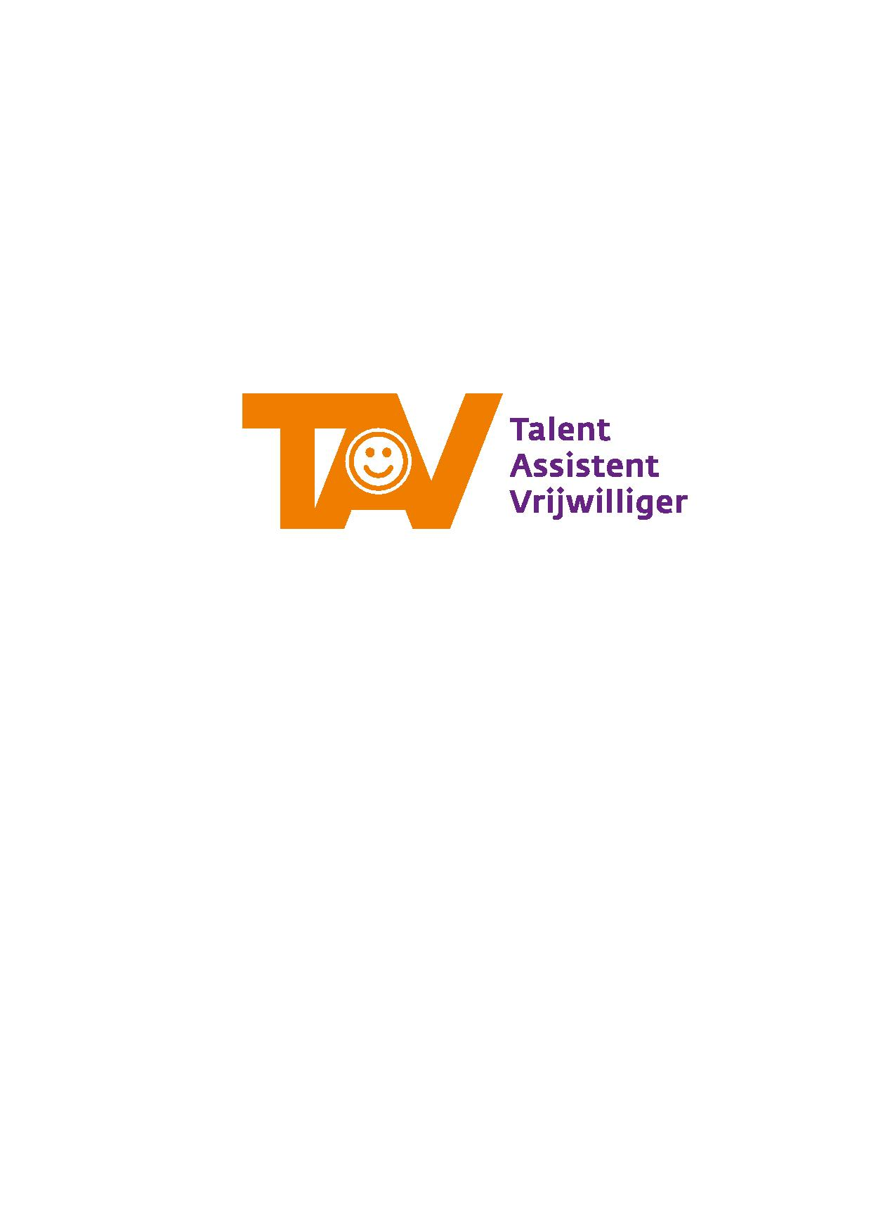 TAV Talent Assistent Vrijwilliger